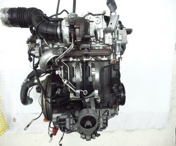 Motor completo de Renault Megane ii M9RA7. M9RA700. M9R700. CÁRTER PARA SUSTITUIR ESTA ABOLLADO  | Velazquez