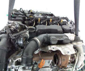 Motor completo de Peugeot Partner 9H02 BOMBA BOSCH MOTOR EN UN ESTADO INMEJORABLE POQUÍSIMOS KILÓMETROS 30000  UNA COMPRA SEGURA Y EFICIENTE  | Velazquez