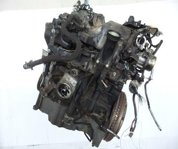 Motor completo de Nissan Qashqai  (j11) K9K646. K9K646 BOMBA CONTINENTAL PROCEDENTE DE SINIESTRO VER FOTOS ALGUNOS PLÁSTICOS ROTOS, Y ALGÚN COMPONENTE. DE HAY SU PRECIO  | Velazquez