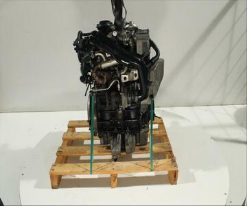 Motor de Volkswagen Polo 9n3 BNV 114918  | Desguazon
